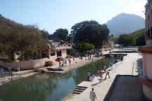 Damodar Kund Water Reservoir, Junagadh, India