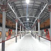 Железнодорожная станция  Tikkurila