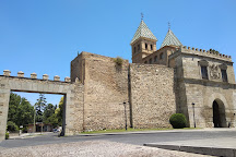 Puerta de Bisagra, Toledo, Spain