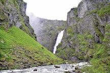 Vettisfossen, Ovre Ardal, Norway