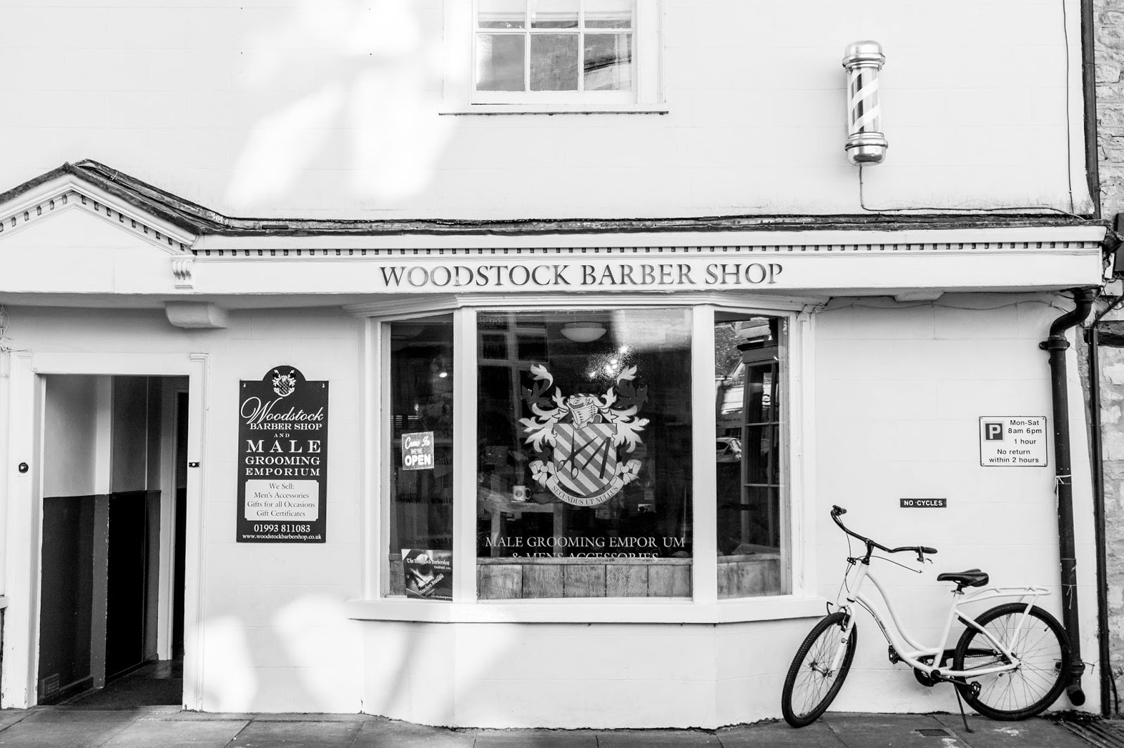 The Woodstock Barber Shop