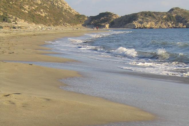 Patara Plajı, Patara, Turkey