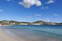 Playa Talamanca, Ibiza, Spain