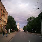 Железнодорожная станция  Riga
