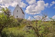 Sand Church (Den Tilsandede Kirke), Jutland, Denmark