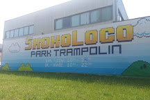Skokoloco - Trampoline Park, Zielona Gora, Poland