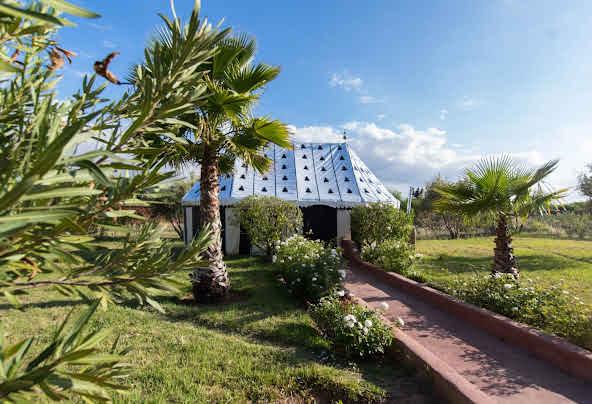Les Jardins D Issil Maison D Hotes Route De L Ourika