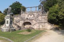 Parque de la Alameda, Santiago de Compostela, Spain