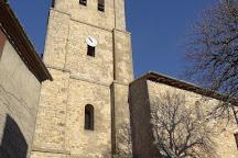 Eglise Saint-Corneille, Puycelci, France