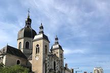 Eglise Saint-Pierre, Chalon-sur-Saone, France