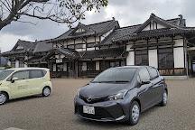 Former Taisha Station, Izumo, Japan