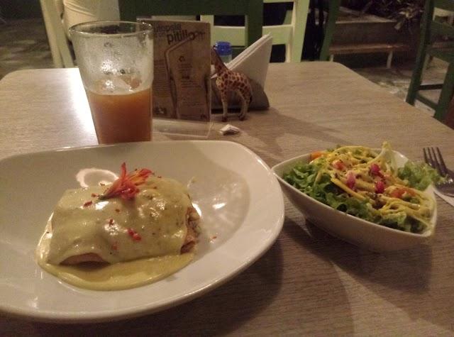 Verdeo, Restaurante