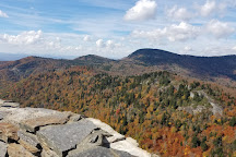 Devil's Courthouse, Pisgah Forest, United States