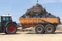 Office de Tourisme Mont Saint-Michel Normandie, Mont-Saint-Michel, France