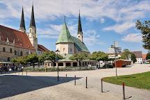 Neue Anbetungskapelle, Altotting, Germany
