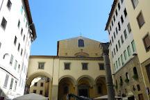 Church of Santa Felicita, Florence, Italy