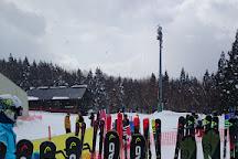 Aomori Spring Ski Resort, Ajigasawa-machi, Japan