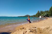 Lakeside Beach, South Lake Tahoe, United States