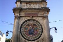 Fontaine Amedee Pichot, Arles, France