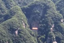 Cuihua Mountain, Xi'an, China