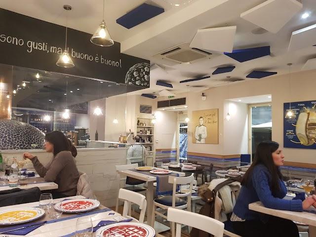 Pizzagourmet Giuseppe Vesi Lungomare
