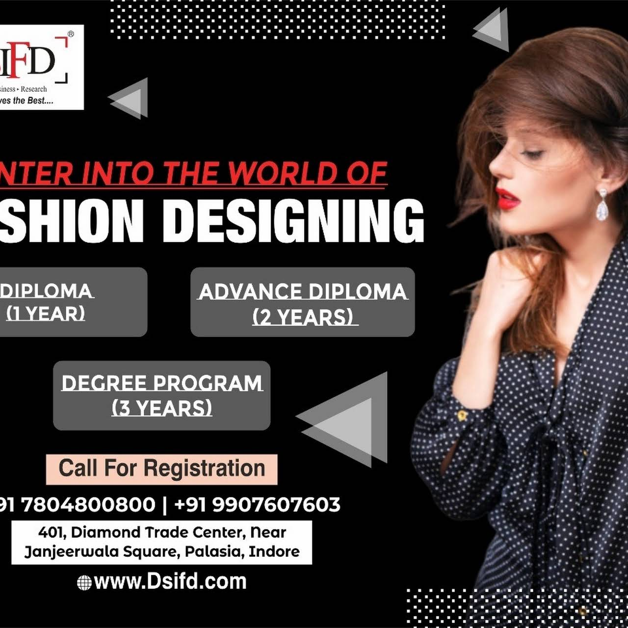 Fashion Designing Interior Designing College Indore Dsifd The Prestigious Fashion And Interior Designing Training Center In Vijay Nagar Indore