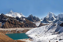 Mt Everest, Sagarmatha National Park, Nepal