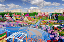 Dubai Miracle Garden, Dubai, United Arab Emirates