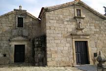 Igreja de Santiago e Panteao dos Cabrais, Belmonte, Portugal