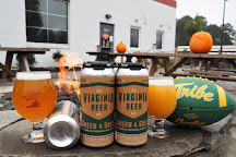 The Virginia Beer Company, Williamsburg, United States
