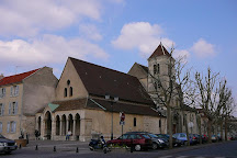 Eglise Saint Nicolas, Saint-Maur-des-Fosses, France