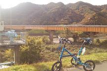 Katatetsu Roman Cycling Road, Bizen, Japan
