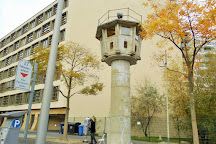 DDR Watch Tower, Berlin, Germany