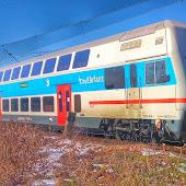 Железнодорожная станция  Praha Radotin