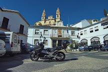 Church of Nuestra Senora de la Encarnacion, Olvera, Spain