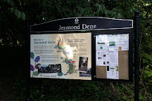 Jesmond Dene Park, Newcastle upon Tyne, United Kingdom