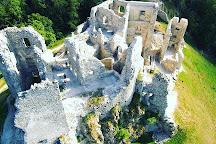 Hrusov Castle, Hostie, Slovakia