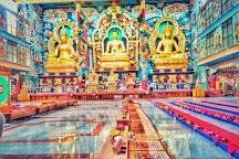 Namdroling Monastery, Mysuru (Mysore), India