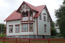 Catholic Church (Katholska Kirkjan), Akureyri, Iceland