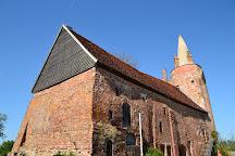 Burg Klempenow, Breest, Germany