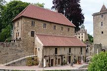 Chateau de Couches, Couches, France