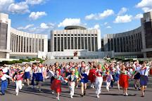Mangyongdae School Children's Palace, Pyongyang, North Korea