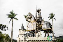 Praca do Cavaleiro Medieval, Itaipava, Brazil