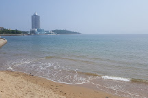 Qingdao Second Beach, Qingdao, China