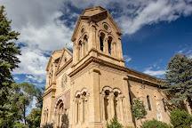 The Cathedral Basilica of St. Francis of Assisi, Santa Fe, United States
