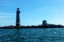 Little Brewster Island and Lighthouse, Boston, United States