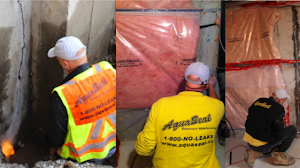 Aquaseal Foundation Epoxy Crack Repair Specialists