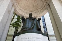 William Cullen Bryant Statue, New York City, United States