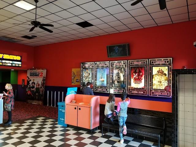 Cinemark Brassfield Cinema Ten - CLOSED