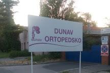 Dunav (The Danube), Novi Sad, Serbia